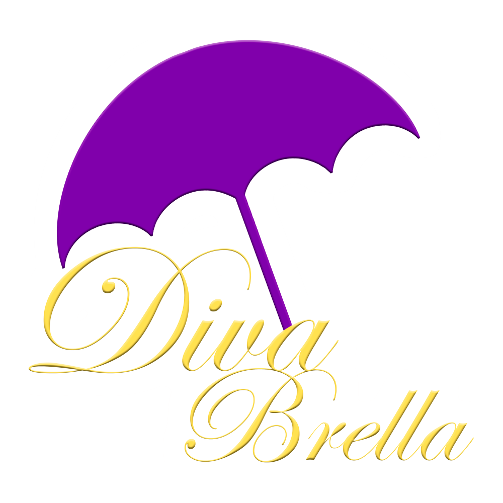 OFFICIAL Logo of DIVA-Brella LLC